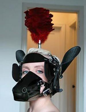 Pony Head Bridle, Black Patent Leather
