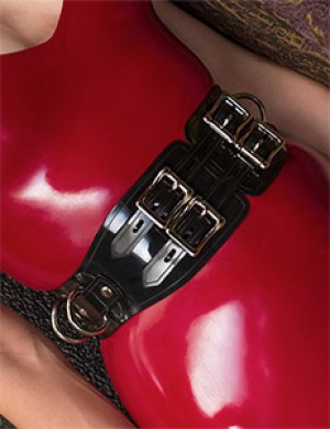 Lockable Waist Cincher Belt
