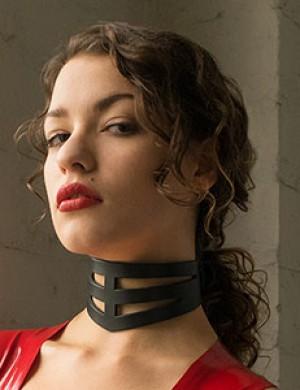 "STK Lux ""Dom"" Collar"