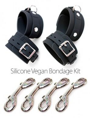 Silicone Vegan Bondage Kit