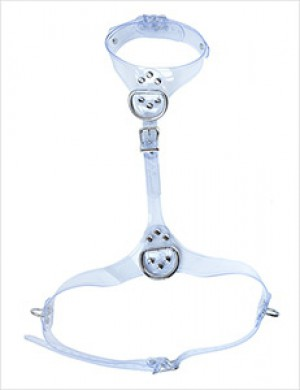 Clear CTRL Bust Harness
