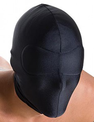 KinkLab Spandex Hood with Blindfold