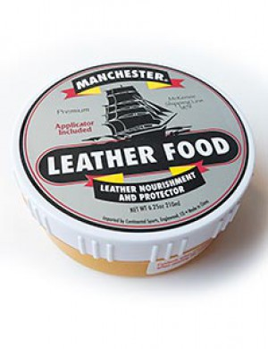 Manchester Leather Food, Clear