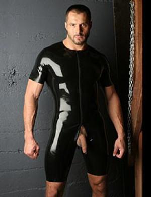 Rubber Surf Suit