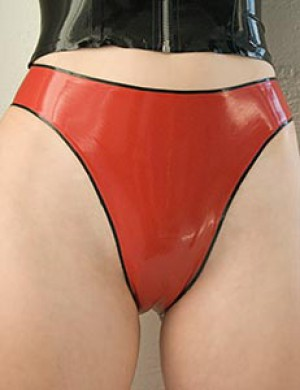 French Cut Panty with Trim