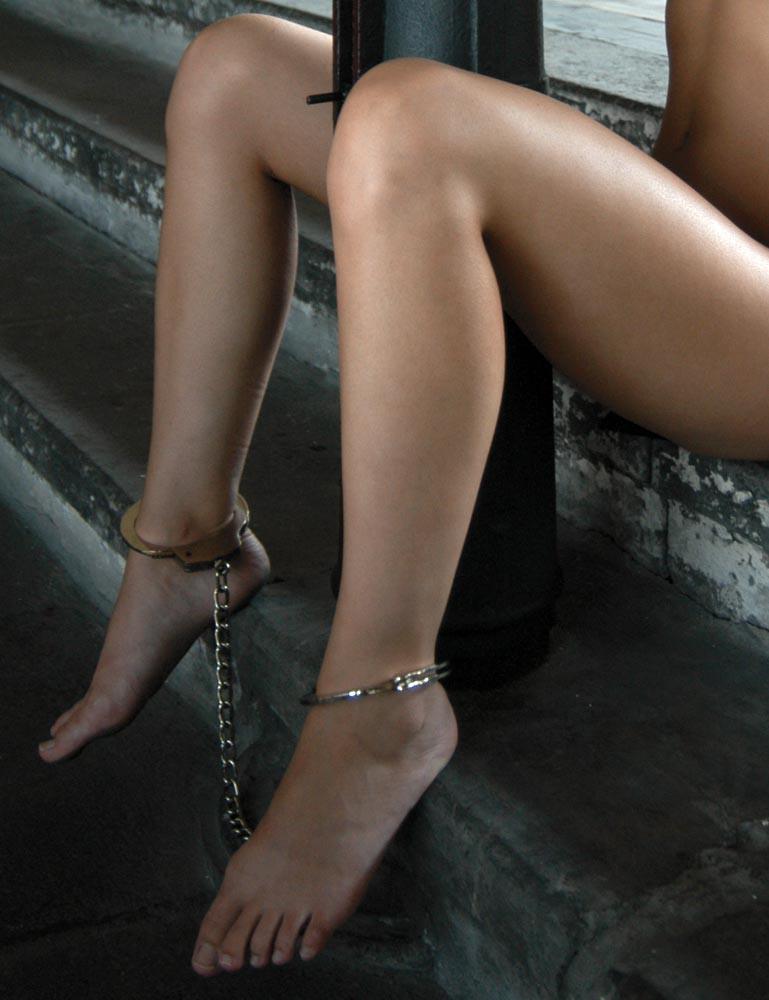 Double Lock Legcuffs