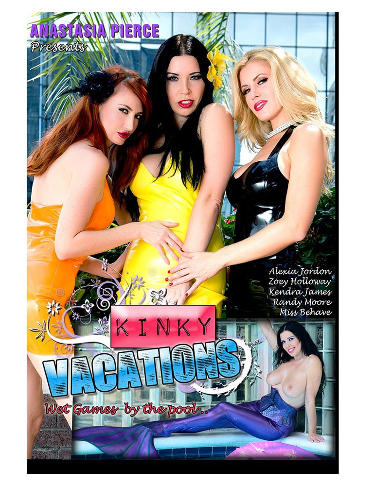Kinky Vacations DVD