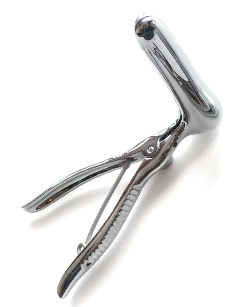 Stainless Steel Sims Anal Speculum