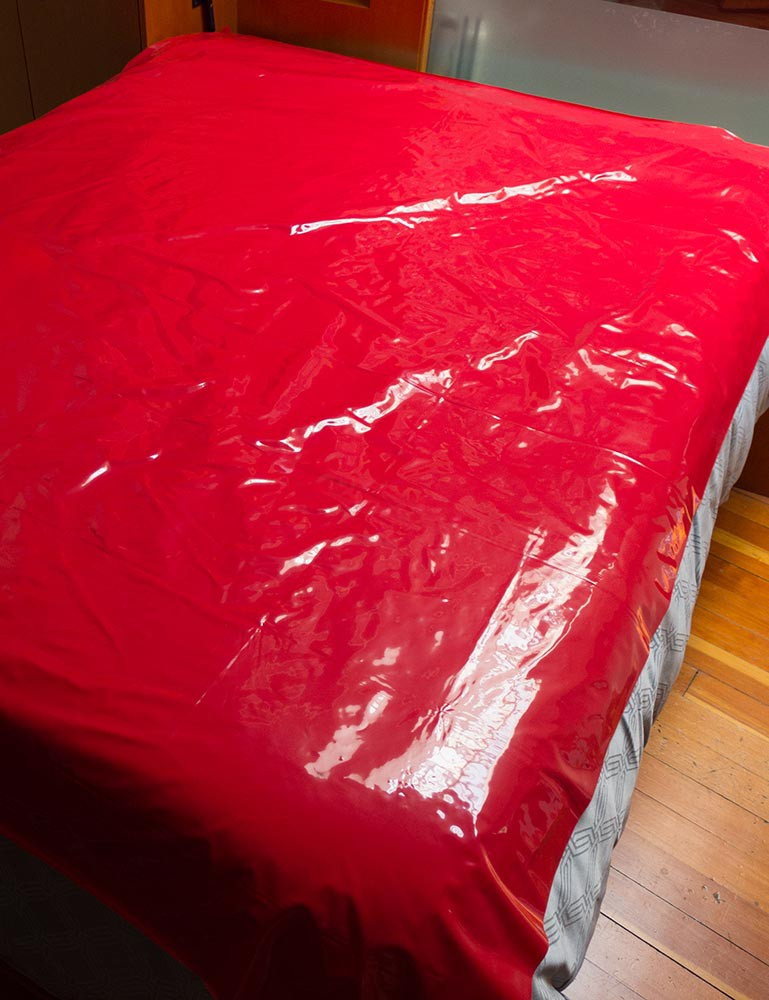 Super Strap Super Sheet, Red