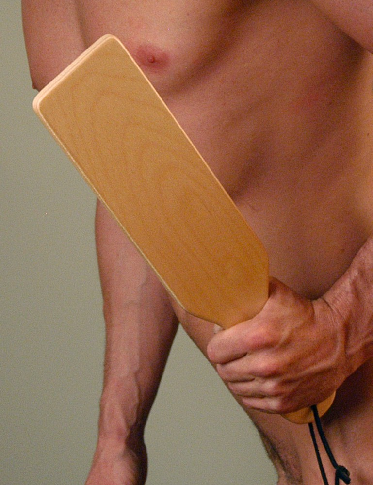 Smooth Plywood Paddle