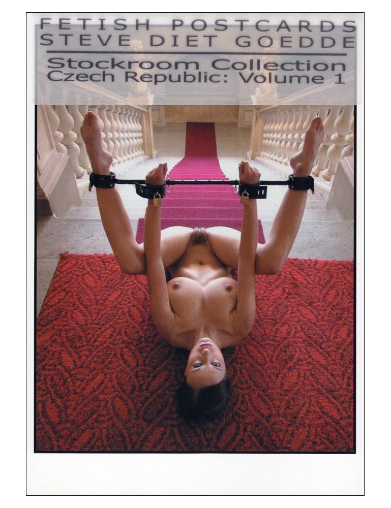 Stockroom Postcard Collection: Volume I