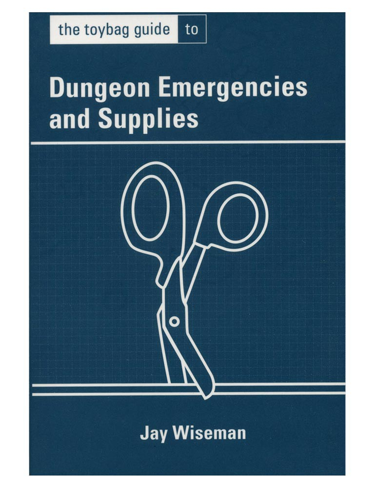 Dungeon Emergencies and Supplies Book