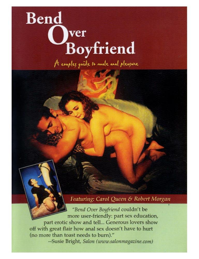 Bend Over Boyfriend DVD