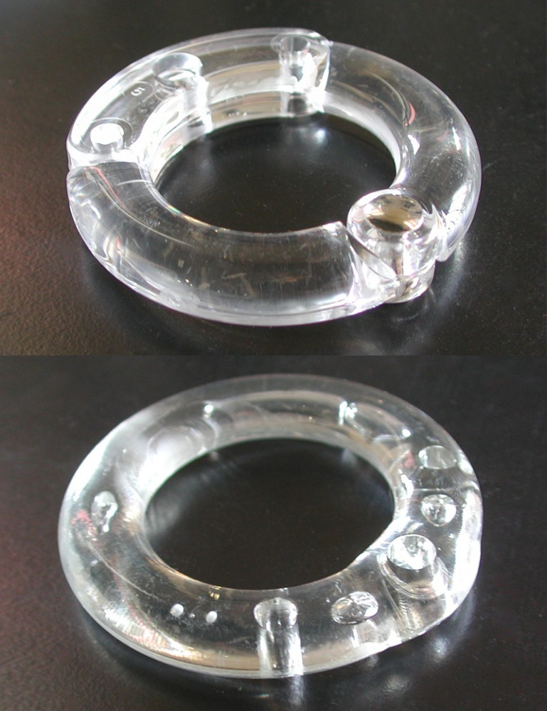 Extra Hinged Ring for CB2000/3000, Size 1, 2""
