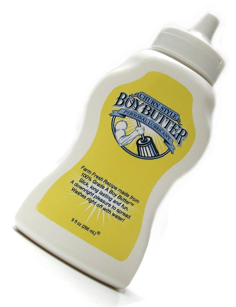 Boy Butter Lube, Squeeze Bottle, 9 Fl. Oz