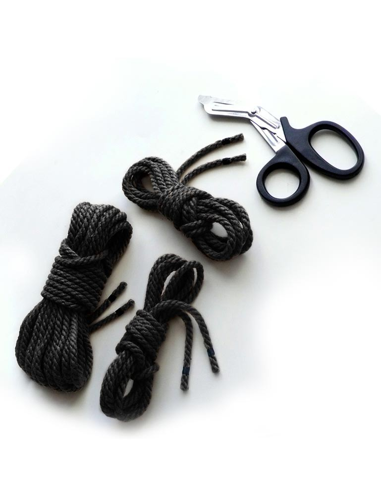 Hemp Rope Starter Kit