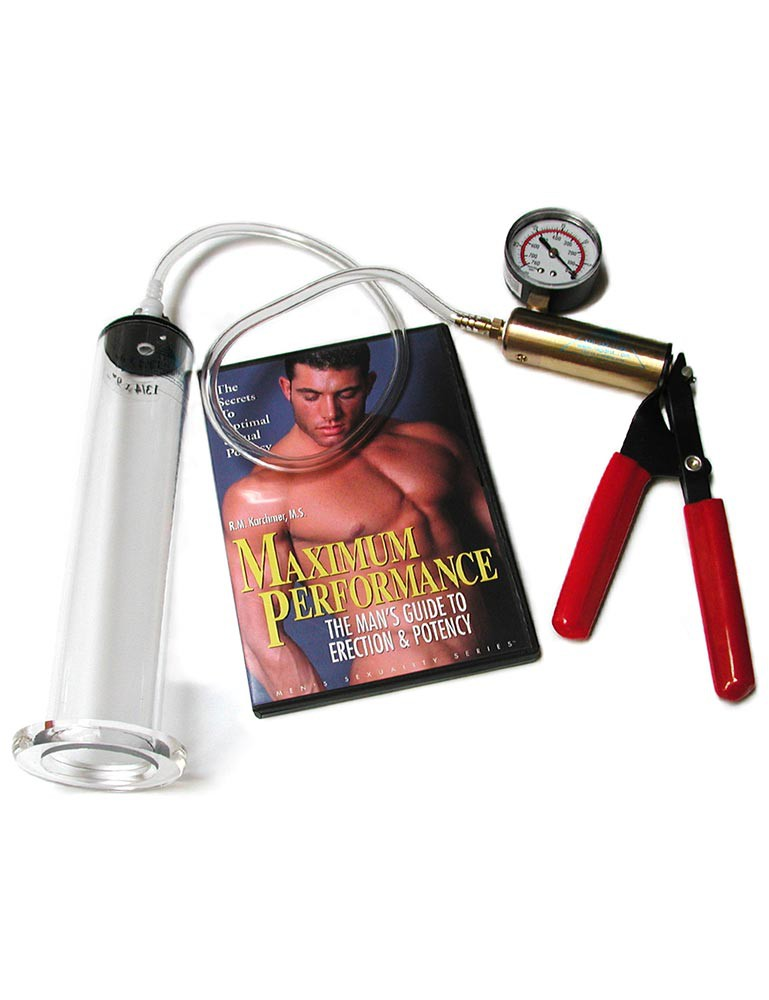 Penis Pumping Kit
