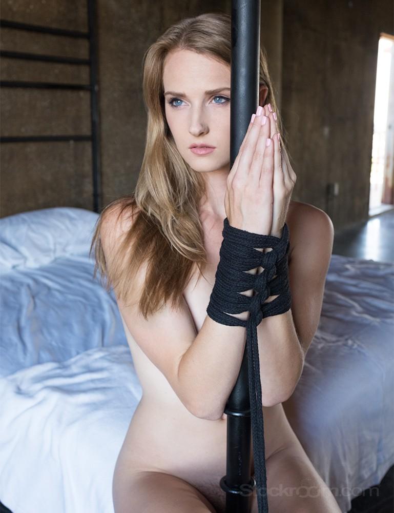 Cotton Bondage Rope - Ashley Lane