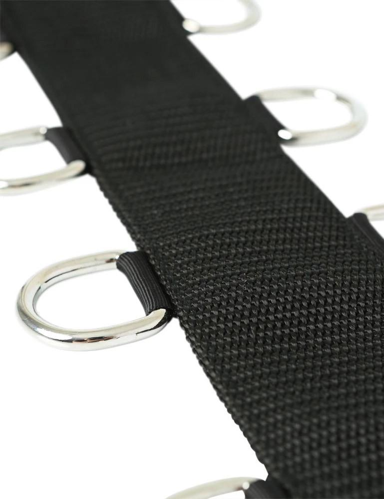 Neck and Wrist Bondage Restraints