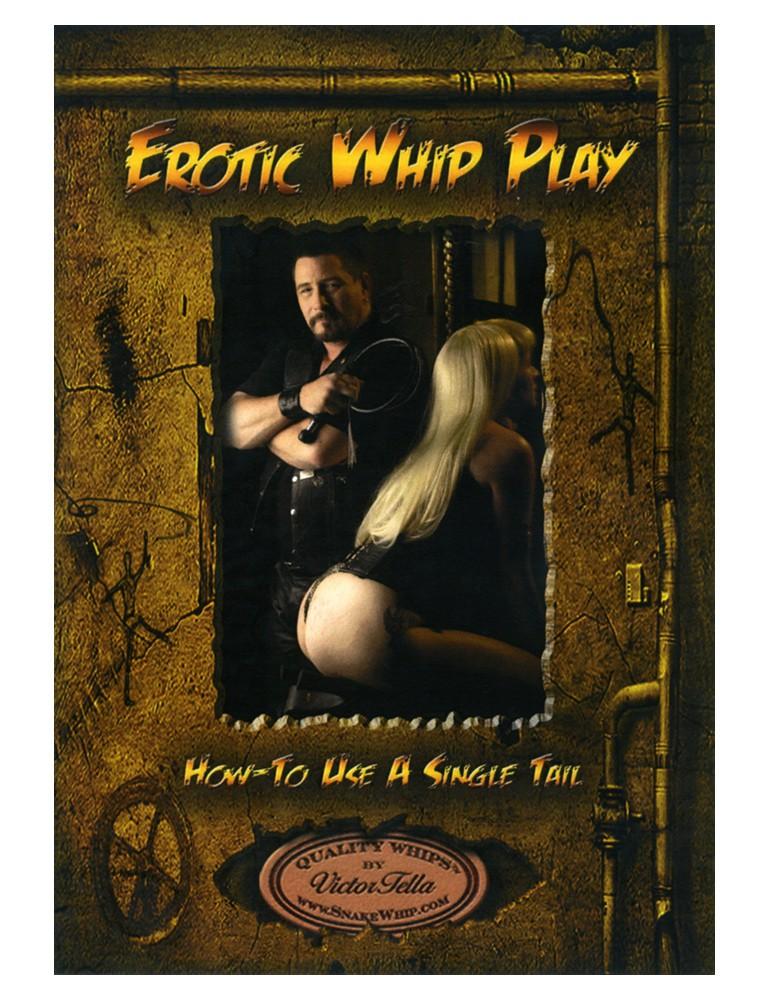 Erotic Whip Play Victor Tella DVD