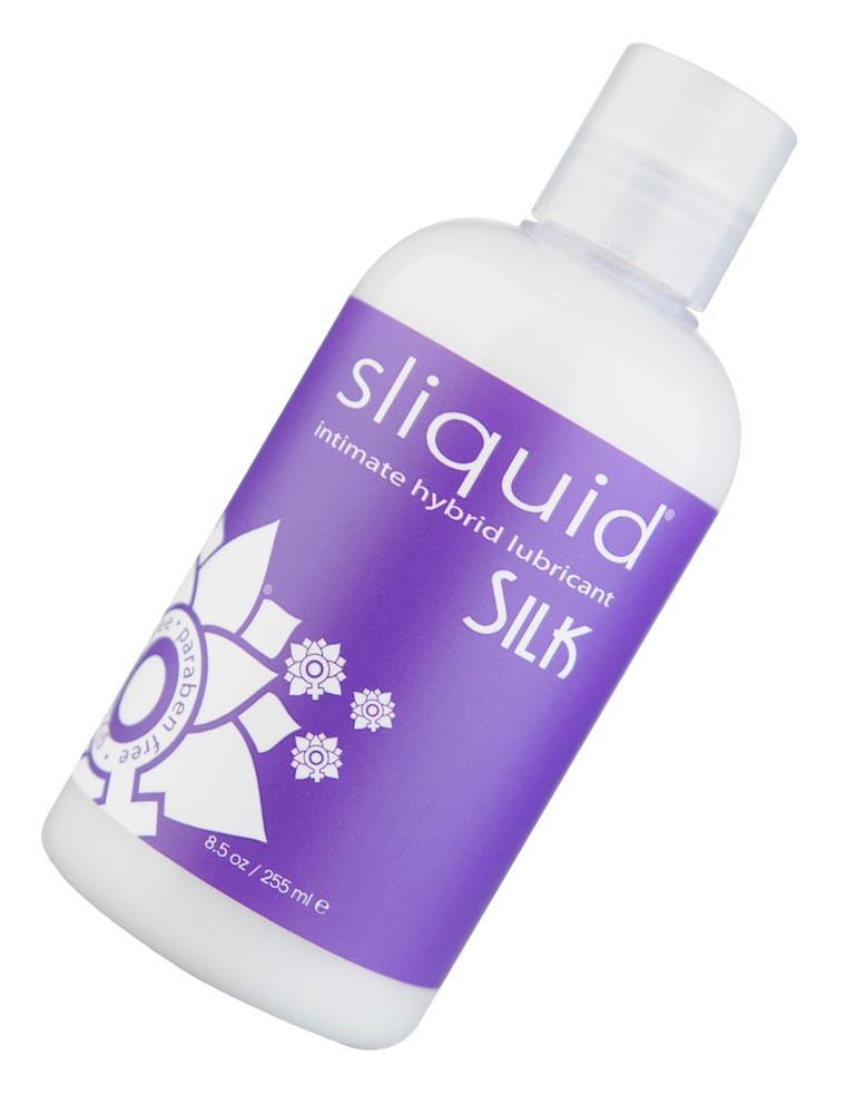 Sliquid Silk Hybrid Lube Lubricant