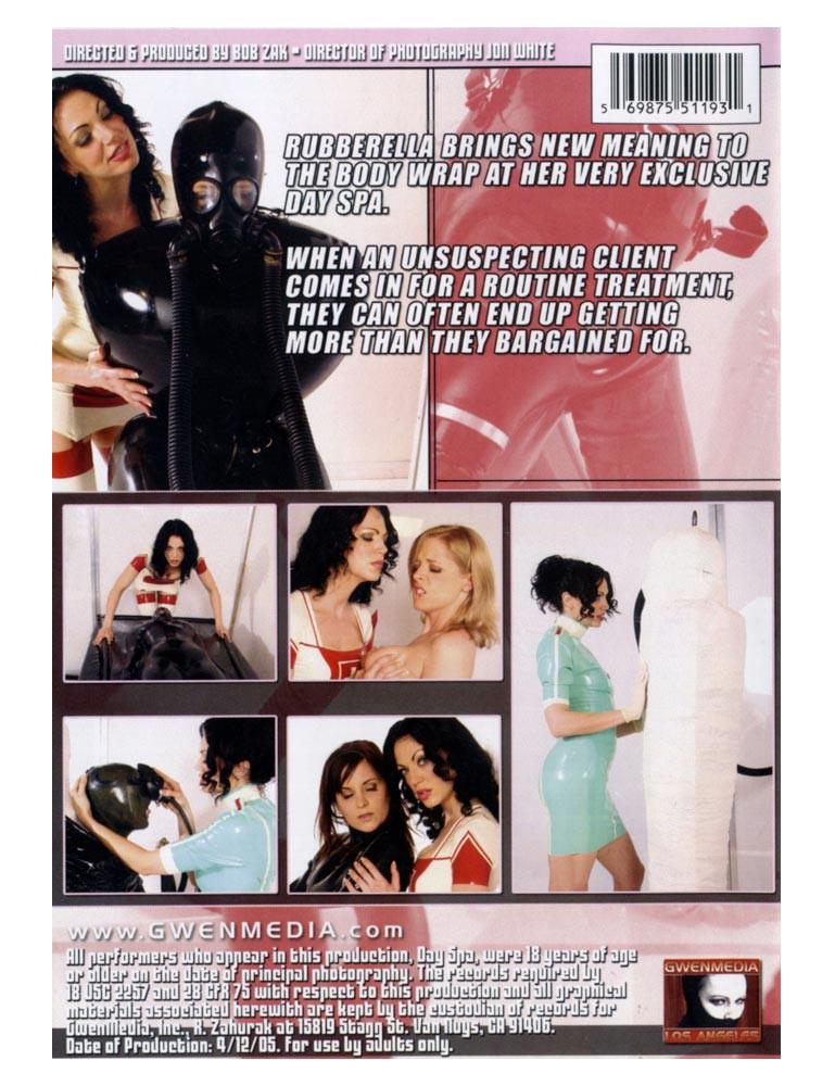 GwenMedia Rubberella's Day Spa DVD