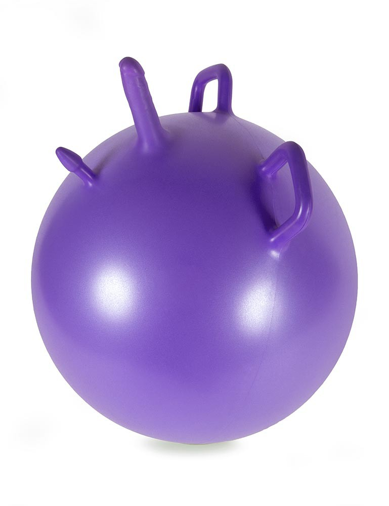 Magic Ball with Double Dildo