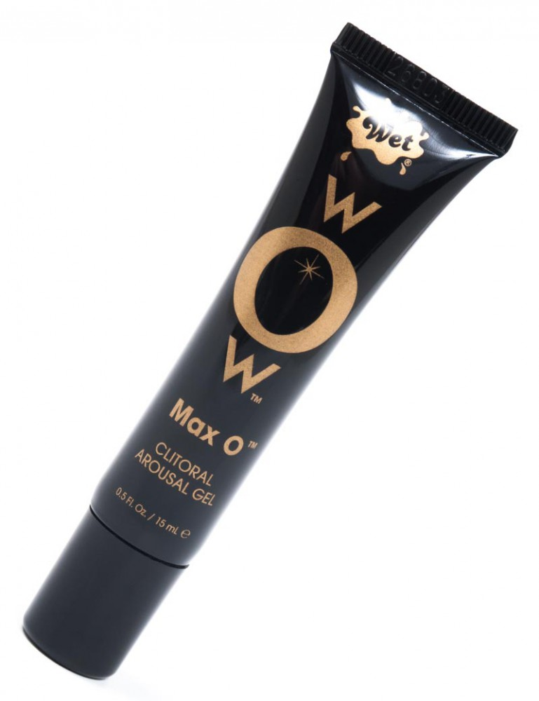 Wet wOw Max O Clitoral Arousal Gel 0.5 fl. oz
