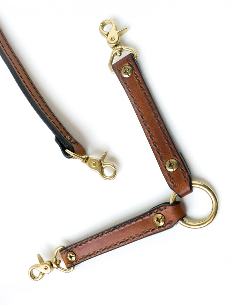 Leather Lead by Paraphilia, Double-End