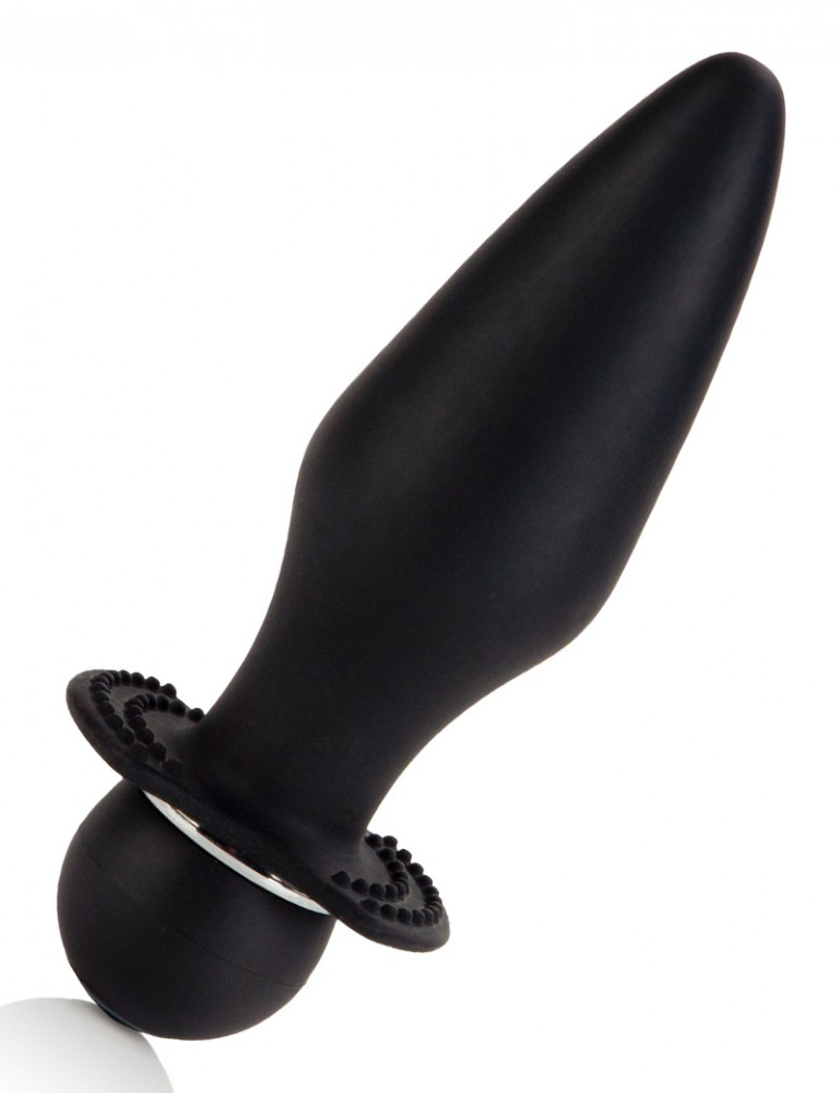 Vibrating Silicone Booty Rider by CalExotics
