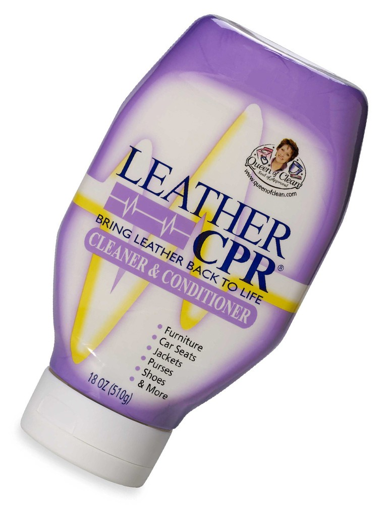 Leather CPR Cleaner & Conditioner, 18oz