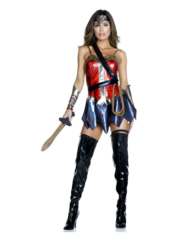 Enchanted Wonder Woman Costume