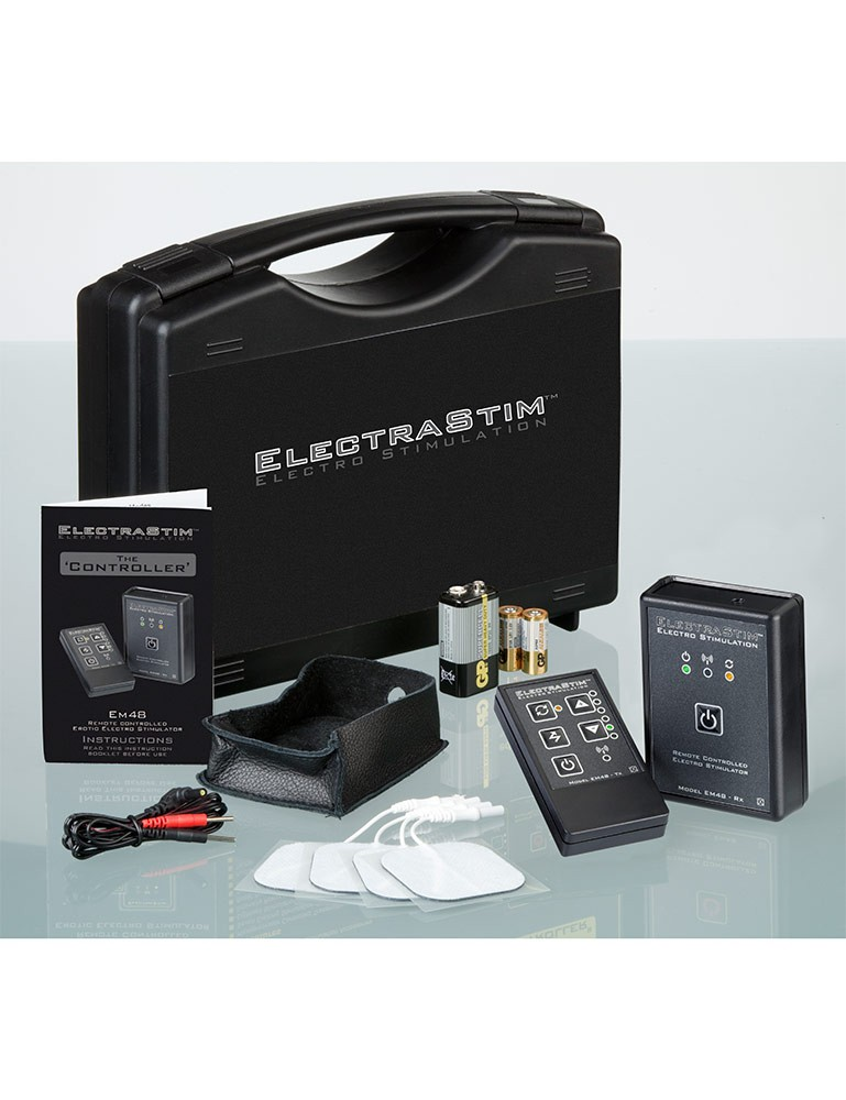 ElectraStim Remote Controlled Stimulator Kit