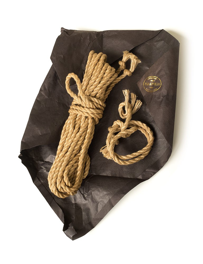 Jute Rope, Natural by Paraphilia Toys
