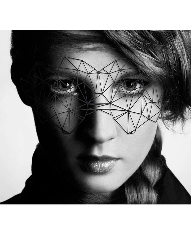 Kristine Decal Mask