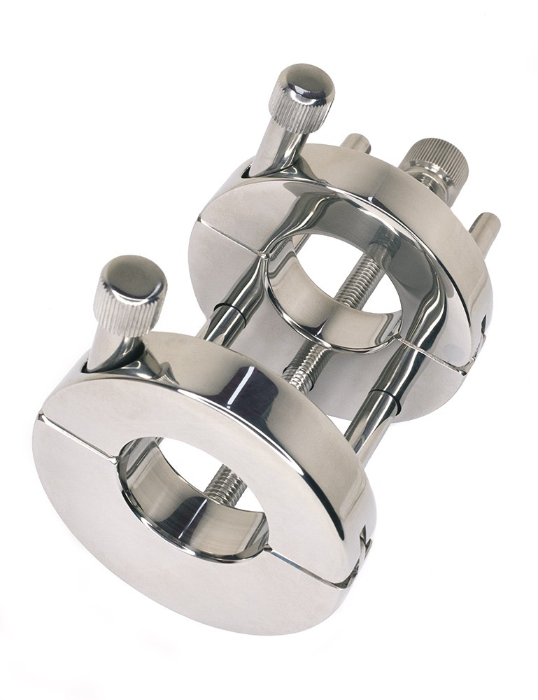 Double Stainless Steel Adjustable Ball Bruiser ZE Extreme