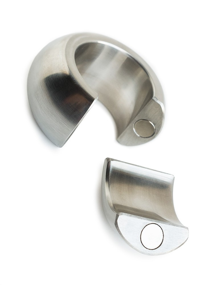 Ze Mango Magnetic Ball Stretcher, Stainless Steel