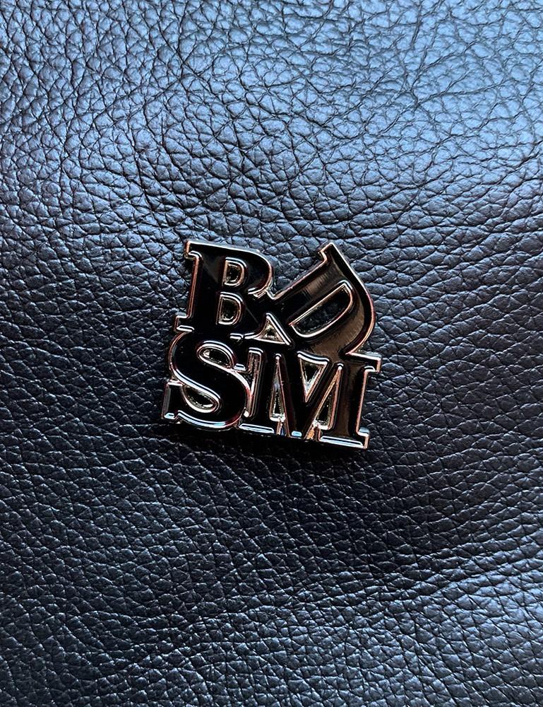 BDSM Love Enamel Pin