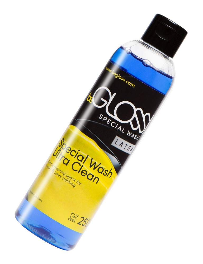 beGLOSS Special Wash Latex Cleaner 250ml