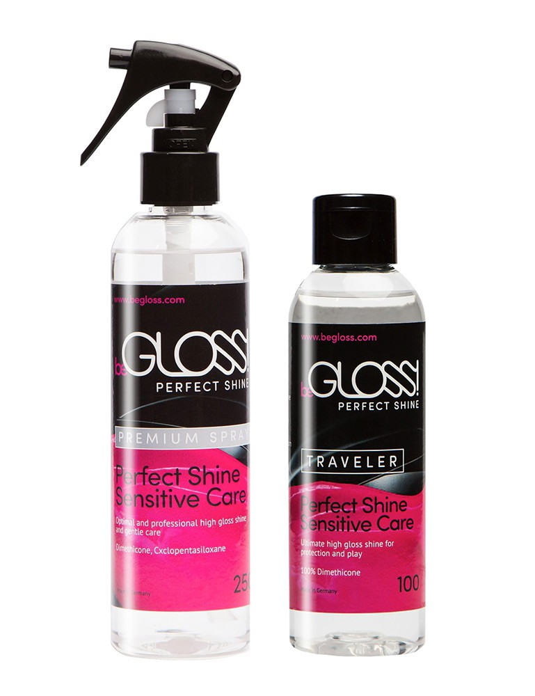 BeGloss Perfect Shine Latex Polish
