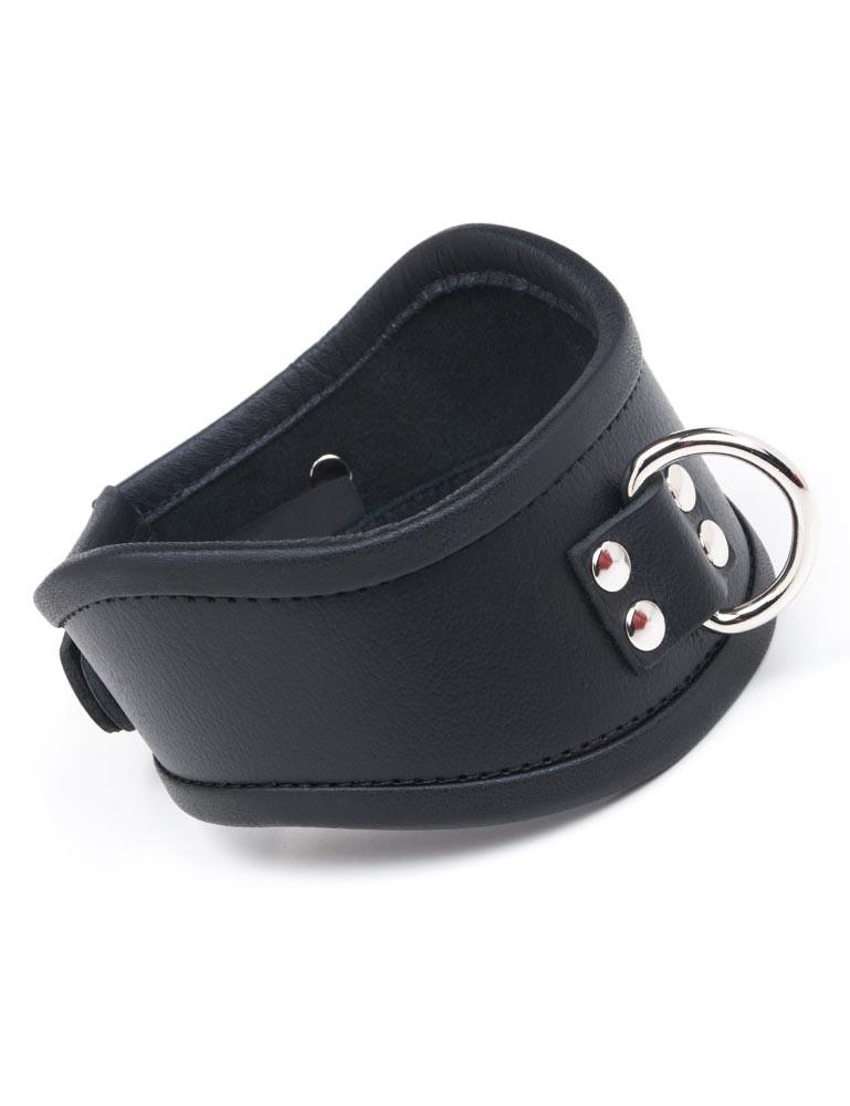 Curved Posture Collar, Black