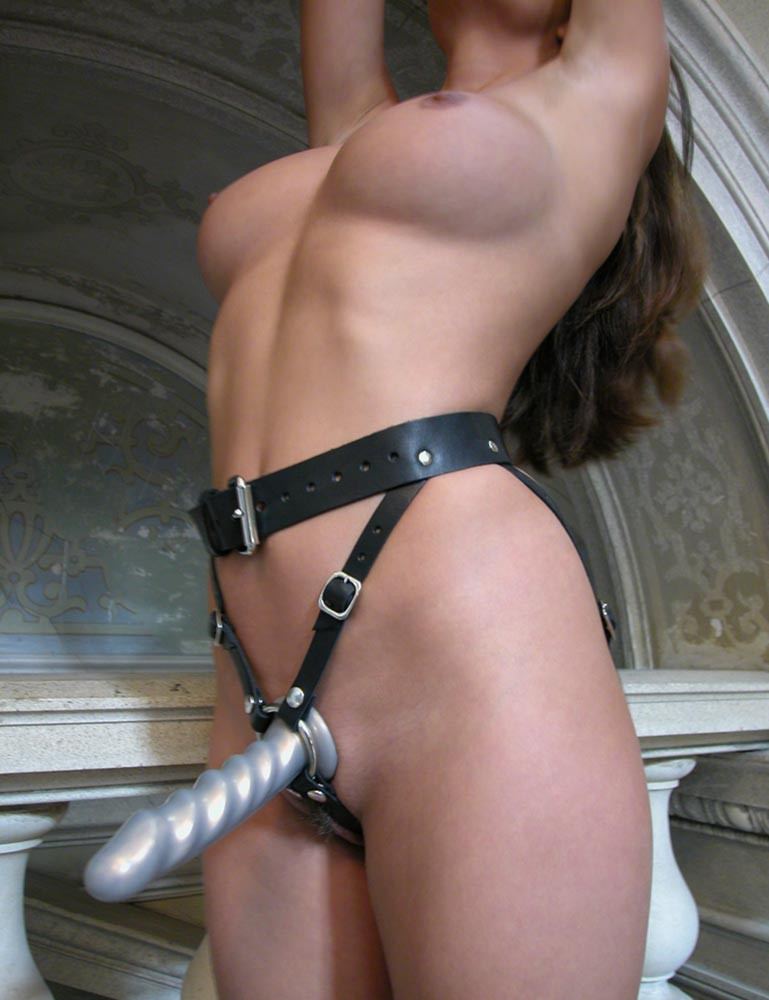 Ultimate 4-Strap Dildo Harness