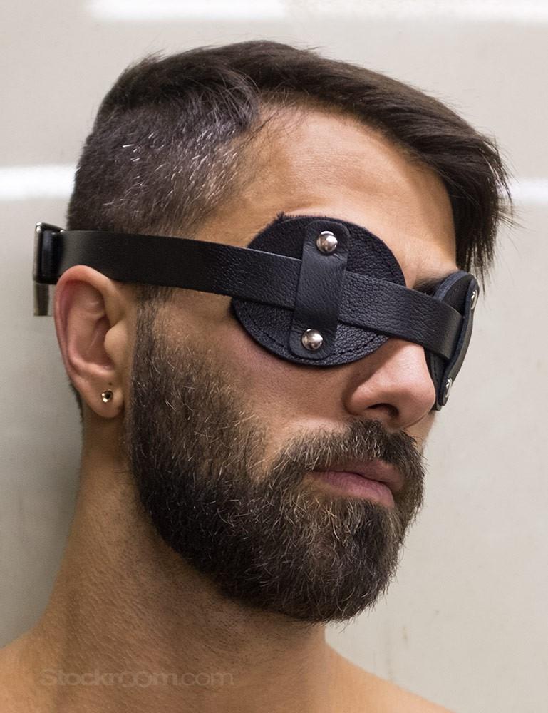 Adjustable Aviator Style Blindfold