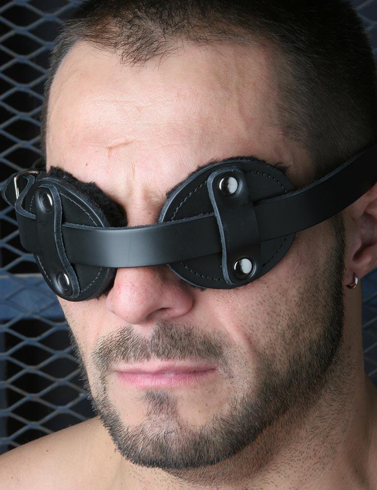Adj. Aviator Style Blindfold