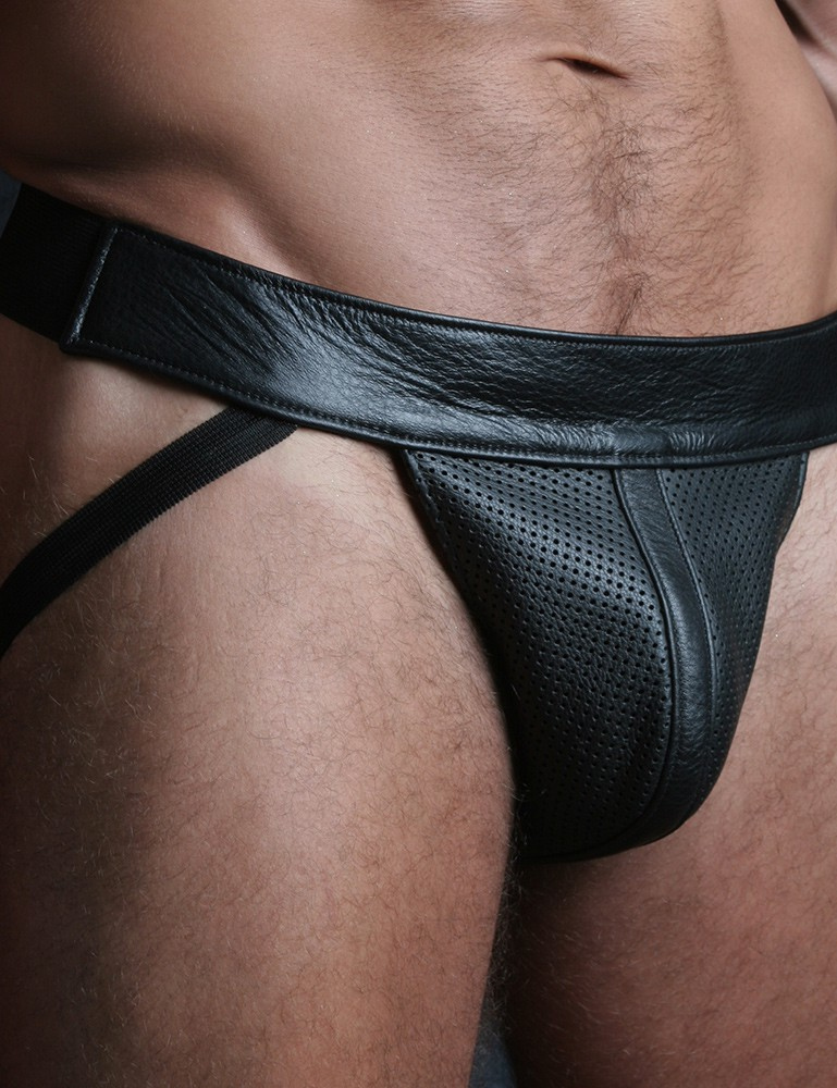 Perforated Jock Strap