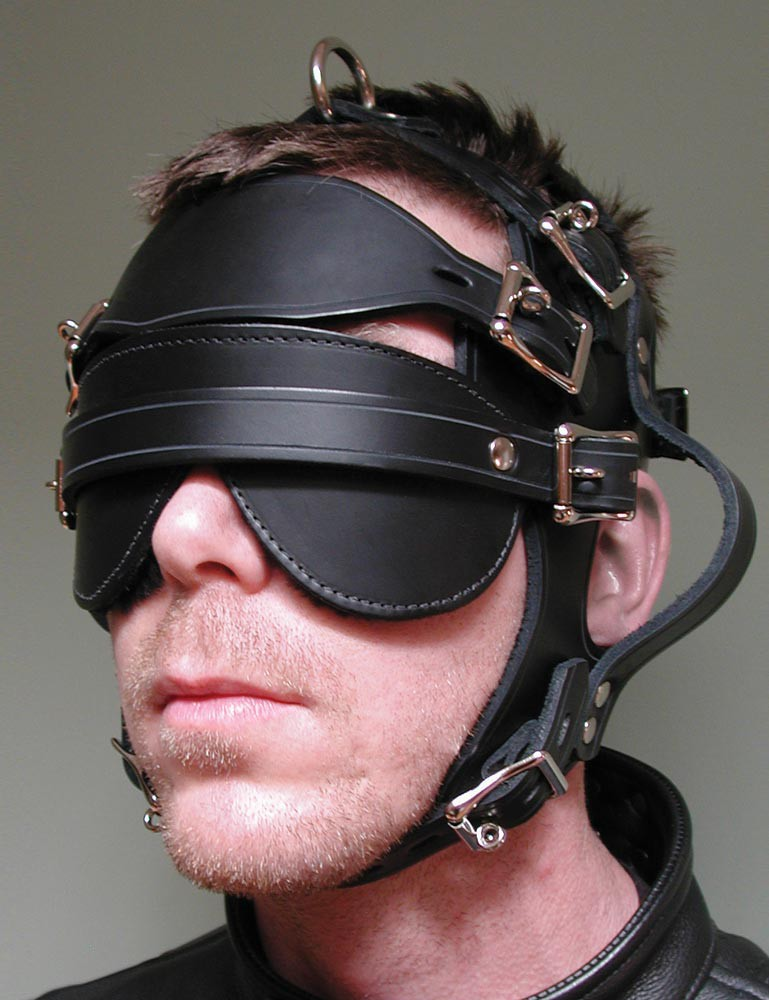 Inescapable Head Harness