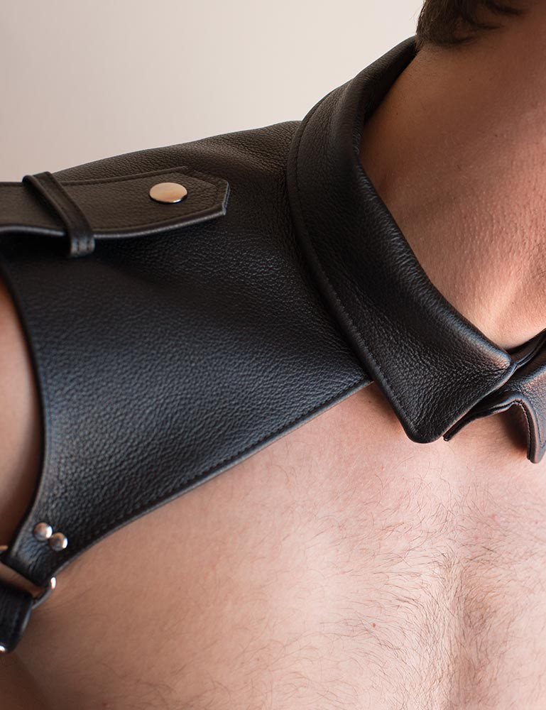 Brigade Leather Harness