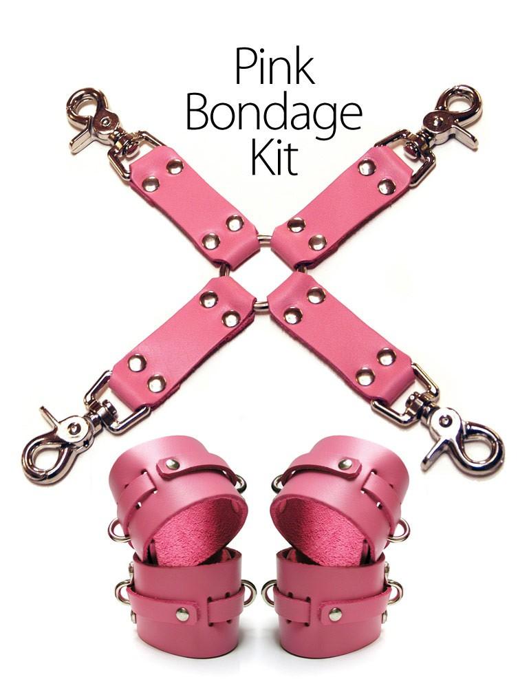 Pink Bondage Kit