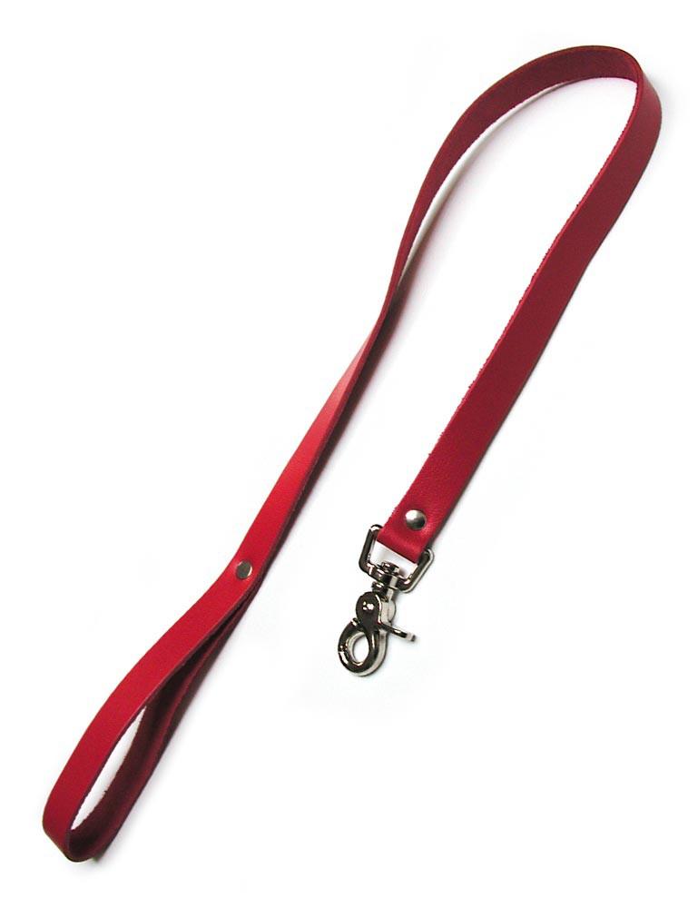 KinkLab Bondage Basics Leather Leash