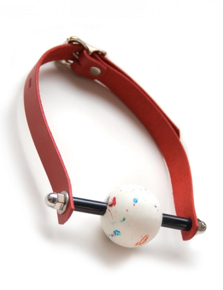 Jawbreaker Gag, Red
